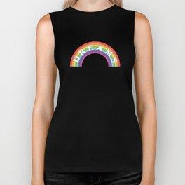 Rainbow Dreams Biker Tank