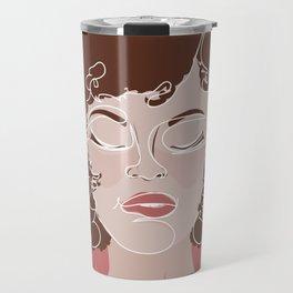 Sexy girl Travel Mug