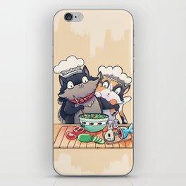 Little Chefs iPhone Skin