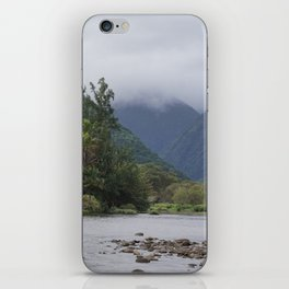 Waipio Valley iPhone Skin