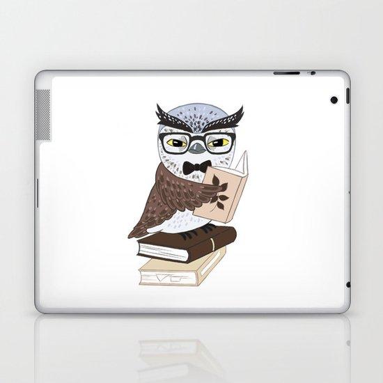 Professor Owl Laptop & iPad Skin