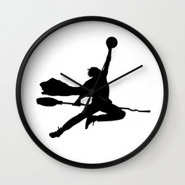 #TheJumpmanSeries, Airy Potter Wall Clock