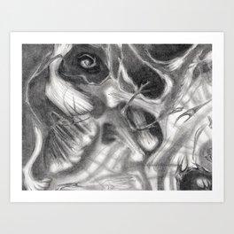 Lo1 - Detail I Art Print