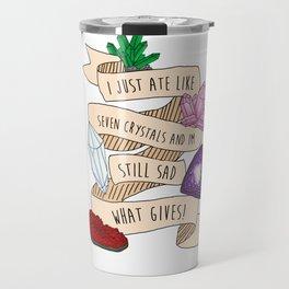 Self-care Travel Mug