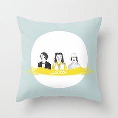 Lotta Throw Pillow
