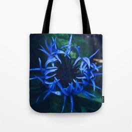 Cornflower Blue Tote Bag