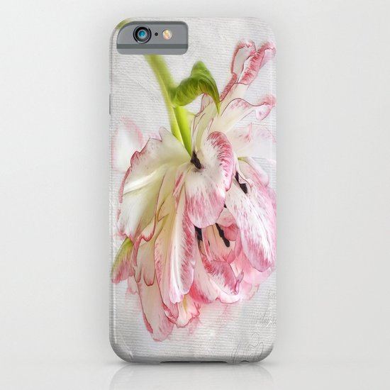 Vintage Tulip iPhone & iPod Case