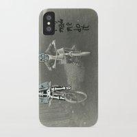 donnie darko iPhone & iPod Cases featuring Donnie Darko by Little Francis
