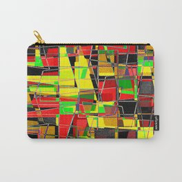 qr code pinched Carry-All Pouch