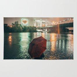 Minneapolis Minnesota Mississippi River Rug