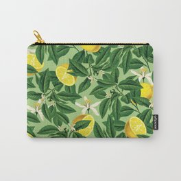 Lemonade || #society6 #decor #pattern Carry-All Pouch