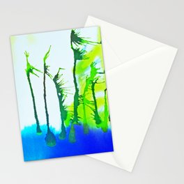 Tres Palmas Stationery Cards