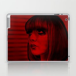 Red Doll Laptop & iPad Skin
