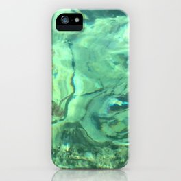 Mediterranean Jelly iPhone Case