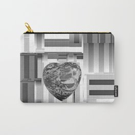 Jasper Heart in Vacancy Carry-All Pouch