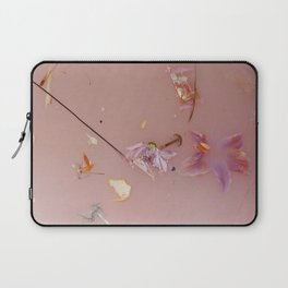 Harry Styles - pink flowers album Laptop Sleeve