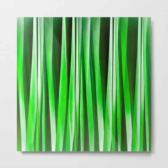 Tropical Environment Metal Print