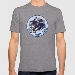 Hoyas Bucket Helmet T-shirt