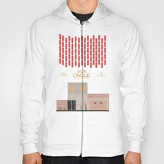 Mon Oncle - Jacques Tati Movie Poster Hoody