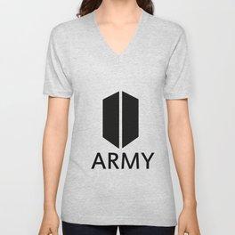 BTS ARMY Unisex V-Neck