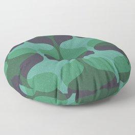 MCM Hourglass Floor Pillow