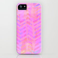 Neon Chevron Slim Case iPhone (5, 5s)