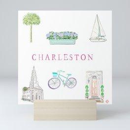CHARLESTON Mini Art Print