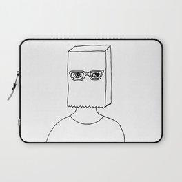 Shy Laptop Sleeve