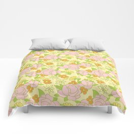 vintage 5 Comforters