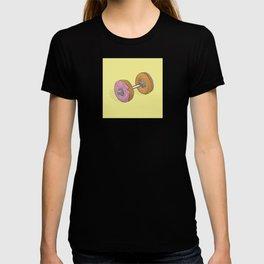 Donut Dumbbell T-shirt