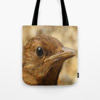 ben giles Tote Bags featuring Ben by J Coe Photography