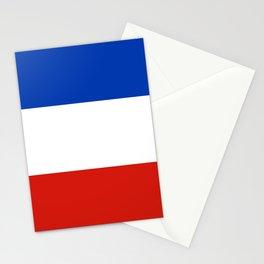 Flag of schleswig-Holstein Stationery Cards