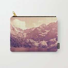 Vintage Landscape - Morskie Oko Carry-All Pouch