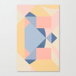 E – V Canvas Print