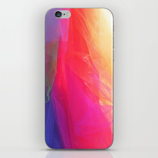 LIGHT COLORS iPhone & iPod Skin