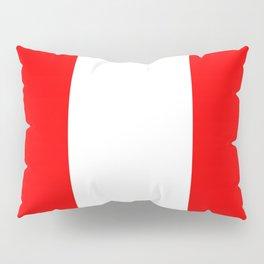 flag of austria 4 -,Österreich,Austrian,Österreicher,Vienna,Salzburg,Mozart, Schoenberg Pillow Sham