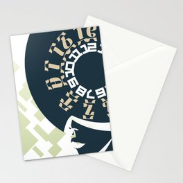 GEEZ-GIRL Stationery Cards