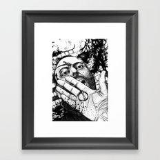 Leon.  Framed Art Print