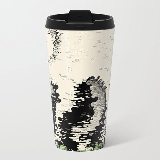 Domesticated Metal Travel Mug