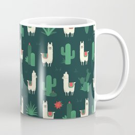 Fleece Navidad and Cactus Coffee Mug