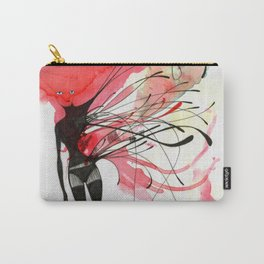 LACK OF TOUCH Carry-All Pouch