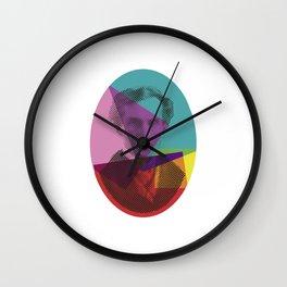 Samuel Finley Breeze Morse - Artists of the Past Wall Clock