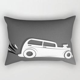 Hell On Wheels Rectangular Pillow