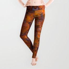 Heavy Rust Leggings