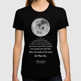 Moon Bridge Shakespeare T-shirt