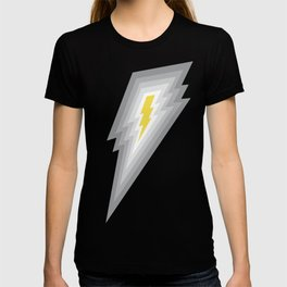Illuminating Lightning Bolt T-shirt