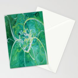 Leaves of Green  Stationery Cards