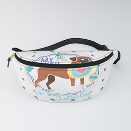 My Boxer is my Baby Fanny Pack