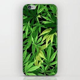 Cannabis iPhone Skin