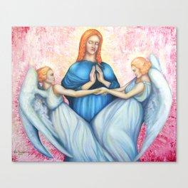 Magdalene, saint Mary Magdalene, Renaissance Canvas Print